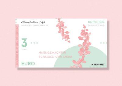 Manufaktur Ligö Geldschein hinten - Illustration