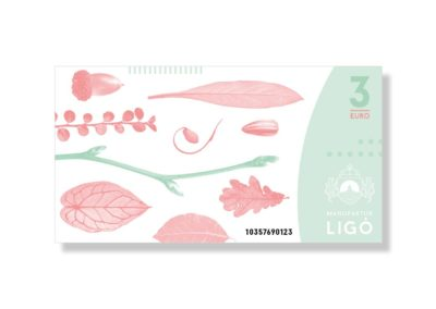 Manufaktur Ligö Geldschein vorne - Illustration