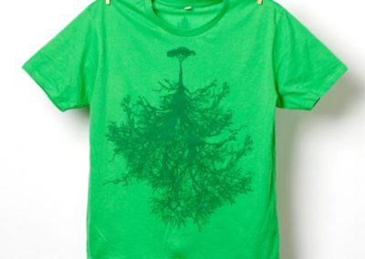 T-Shirt Wurzeln
